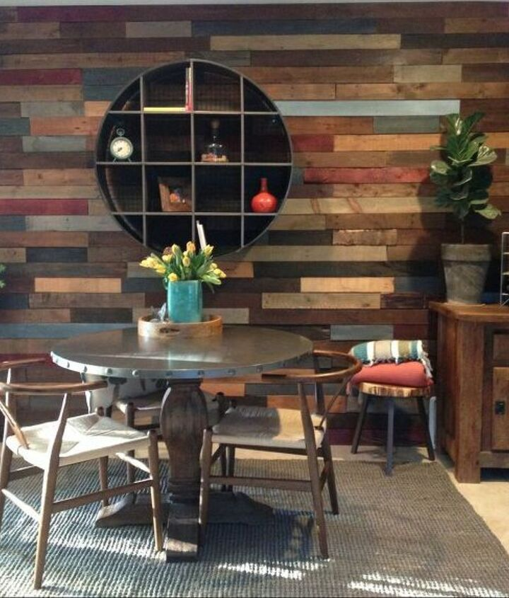 pallet wall, diy, home decor, pallet, repurposing upcycling, storage ideas, wall decor