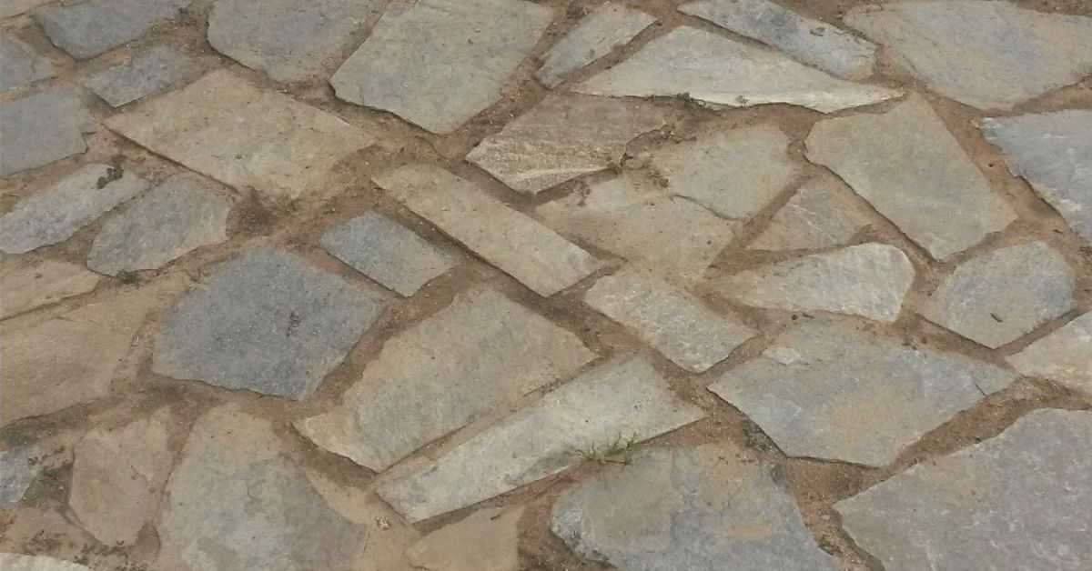 Cement Alternative For Flagstone Patio Joints Hometalk