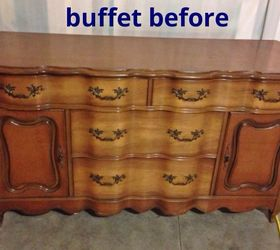 Bathroom Ideas Vanity Buffet Repurpose Granite, Bathroom Ideas, Diy,  Painted Furniture, Repurposing
