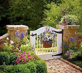 Exceptionnel Garden Ideas Gate Designs, Fences, Flowers, Gardening
