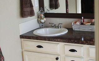 bathroom redo master mini makeover budget, bathroom ideas, home decor