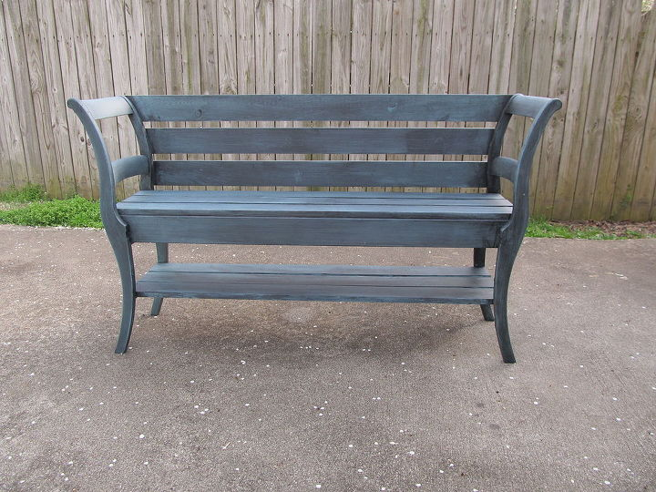 Double Chair Bench | Hometalk