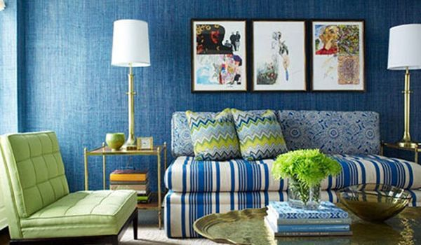 Combining Patterns And Colors When Decorating