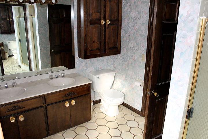 Master Bathroom Remodel Before After Hometalk - Master bathroom remodel before and after