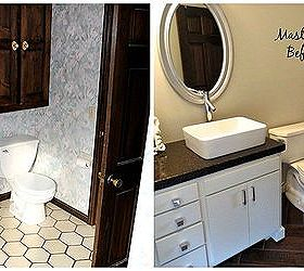 Nice Master Bathroom Remodel Before After, Bathroom Ideas, Home Improvement Photo Gallery
