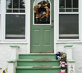 Front Door Makeover, Curb Appeal, Doors, Painting