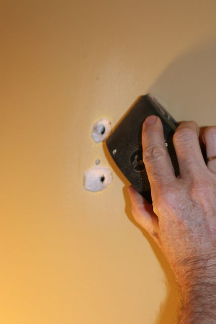 how to patch wall hole, home maintenance repairs, how to, painting