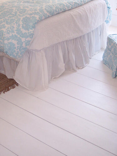 Example Of Painted Floor Love This Look