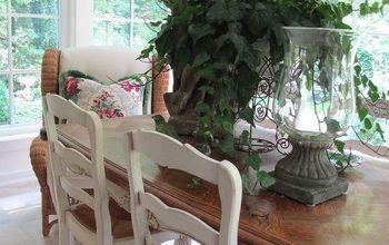 Outdoor Room, Mini Conservatory, Breakfast Room?