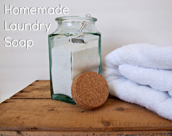 homemade lavender laundry soap, cleaning tips, diy, go green