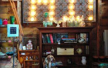 Rusty Bedsprings Marquee Lights!