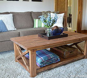 Diy Coffee Table For Around 100, Diy, Home Decor, Painted Furniture,  Woodworking