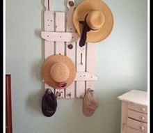 garage therapy and a hat rack, diy, home decor, painted furniture, repurposing upcycling, wall decor, woodworking projects