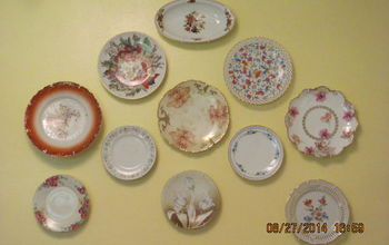 Antique Plates From Germany, Czechoslovakia, Bavaria, Austria and USA