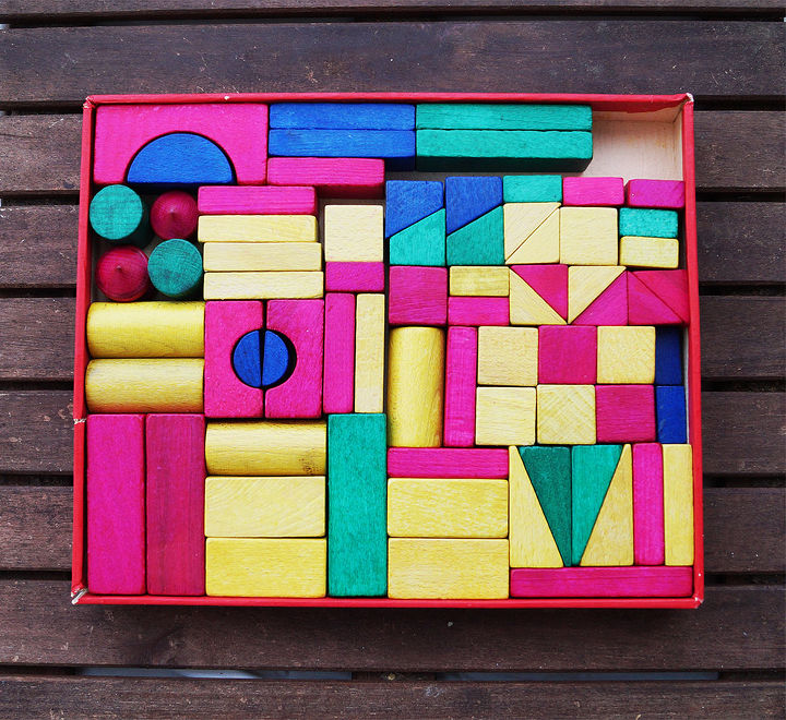 toy blocks with a twist, crafts, diy, home decor, repurposing upcycling
