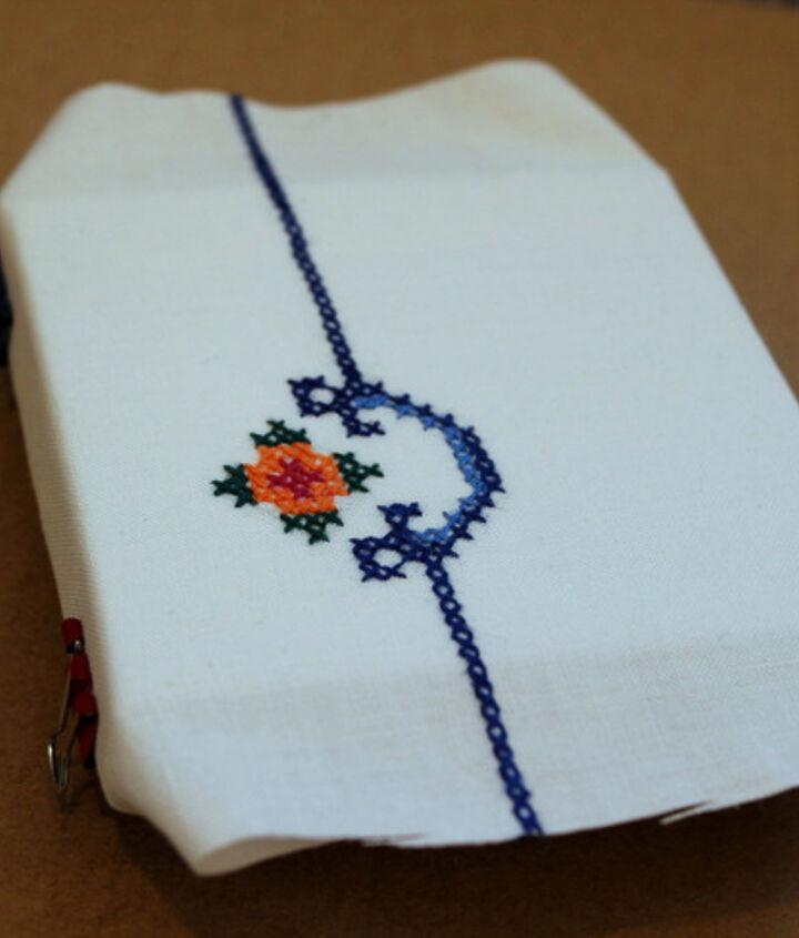 sewing kit gift box, crafts, diy