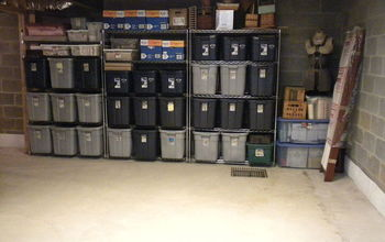 How I Spent My Summer Vacation:  Basement Purge Reveal