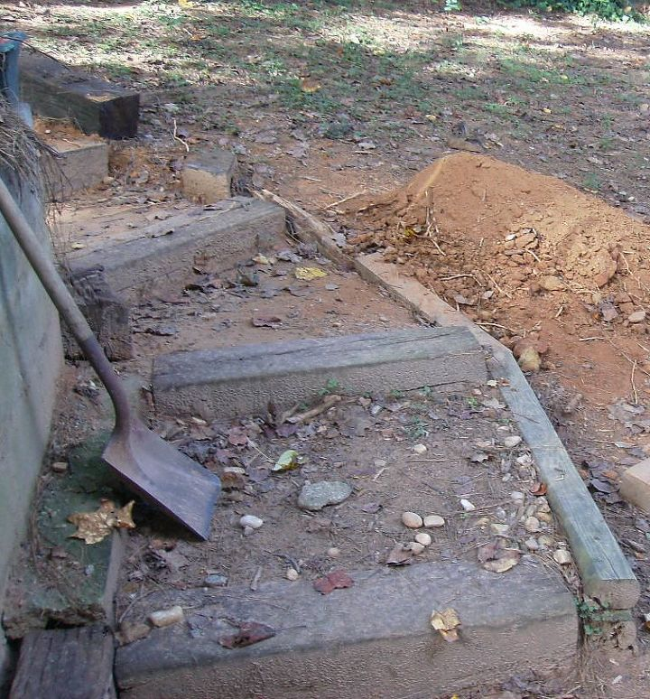 Landscaping Tips for Step Removal on Hill   Hometalk