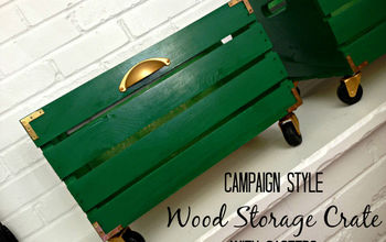 crate wooden painted shoe storage, diy, foyer, organizing, painted furniture, repurposing upcycling