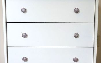 Make Your Own Dresser Knobs-Easy and Cheap!