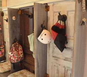 Organizing Entryway Storage Family Locker Unit, Closet, Foyer, Organizing,  Shelving Ideas,