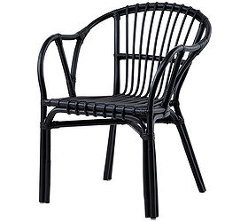 Charmant Ikea Rattan Chair Makeover Update, Home Decor, Painted Furniture