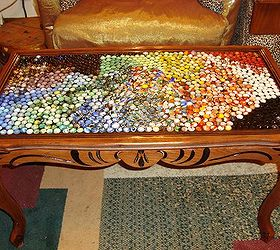 Marvelous Coffee Table Antique Redo Marbles Upcycle, Painted Furniture, Repurposing  Upcycling