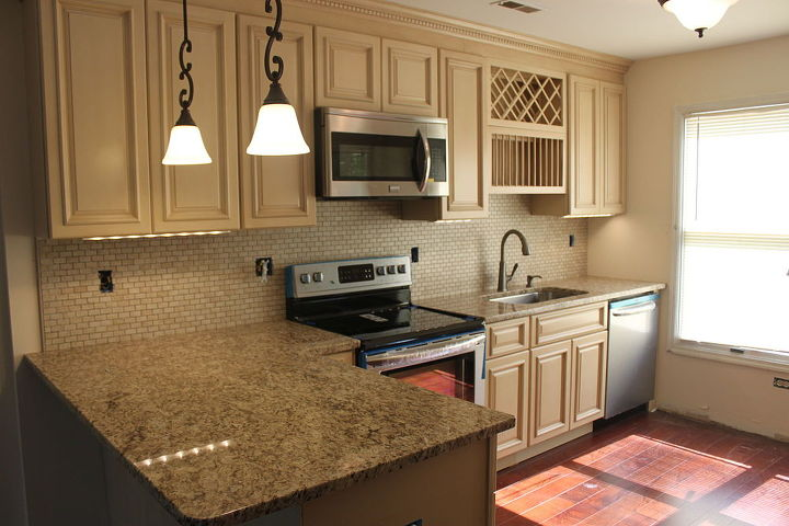Tuscany Inspired Kitchen Before And After Hometalk Simple Tuscan Kitchen Ideas