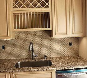 Kitchen Ideas Tuscany Before After, Kitchen Cabinets, Kitchen Design,  Undermount Sink With Plenty