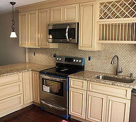 Kitchen Ideas Tuscany Before After, Kitchen Cabinets, Kitchen Design, Lots  Of Task Lighting