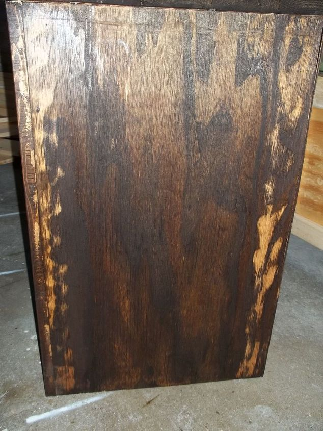 Fixing Blotchiness After Staining Wood Hometalk