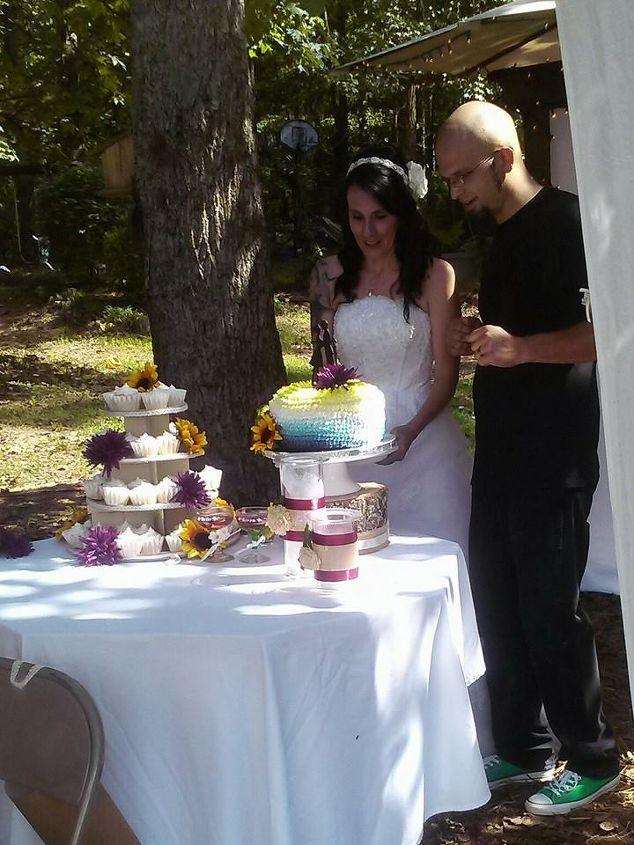 Wedding in My Backyard on a Budget | Hometalk