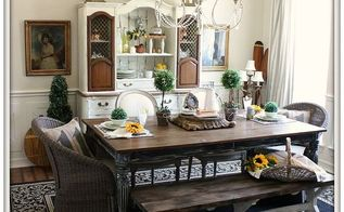 home decor changes updating simple impact, dining room ideas, home decor