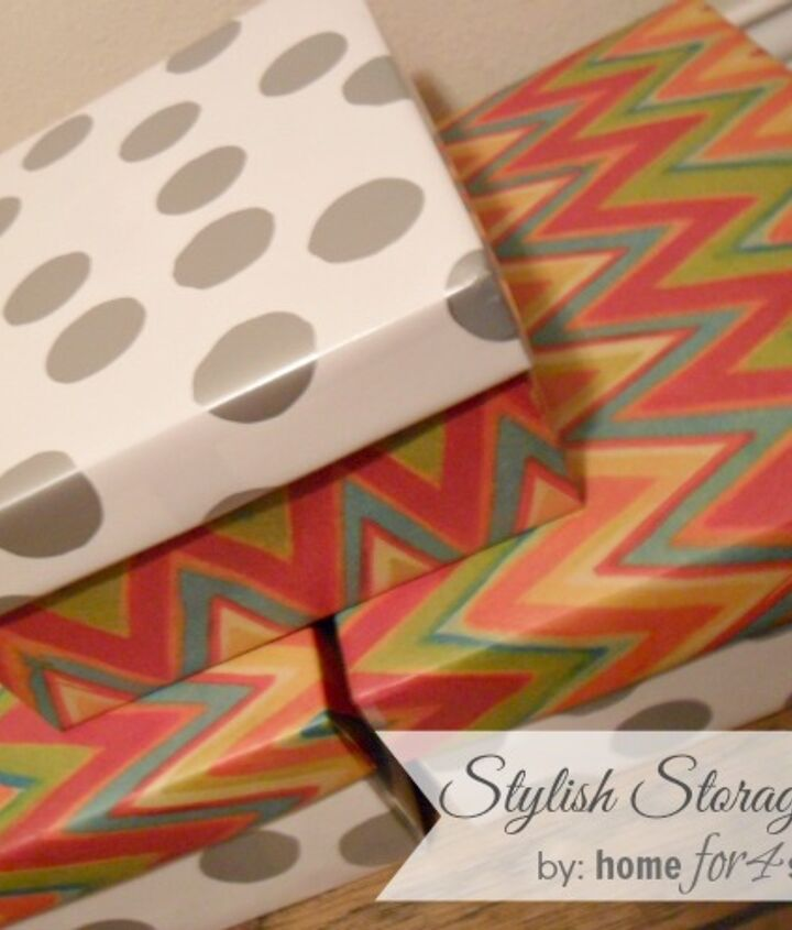 storage boxes wrapping paper budget, crafts, storage ideas