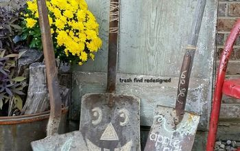 Porch Decorating the Rustic Repurposed Vintage Way
