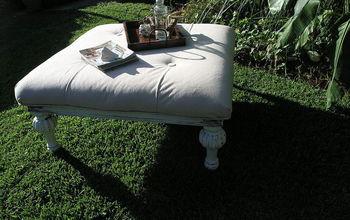 Repurposed Coffee Table