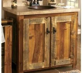 Bathroom Cabinets Out Of Pallets   Nrtradiant.com