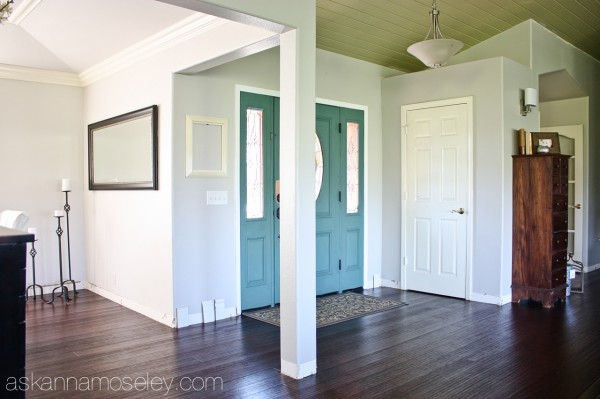 Entryway Makeover With Better Homes and Garden at Walmart | Hometalk