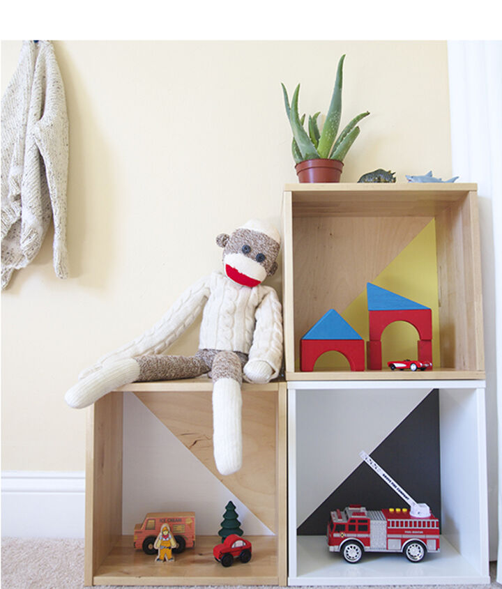 Easy Modern Toy Storage Ikea Hack Hometalk
