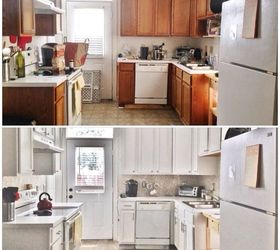 Updating the kitchen on a budget