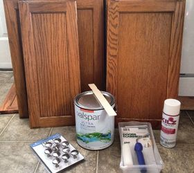 Kitchen Update Budget Before After, Diy, Kitchen Backsplash, Kitchen  Cabinets, Kitchen Design