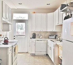 Kitchen Update Budget Before After, Diy, Kitchen Backsplash, Kitchen  Cabinets, Kitchen Design