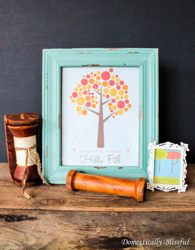fall decor printables free, home decor