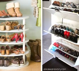 Organizing Ideas Shoes Closet, Closet, Organizing