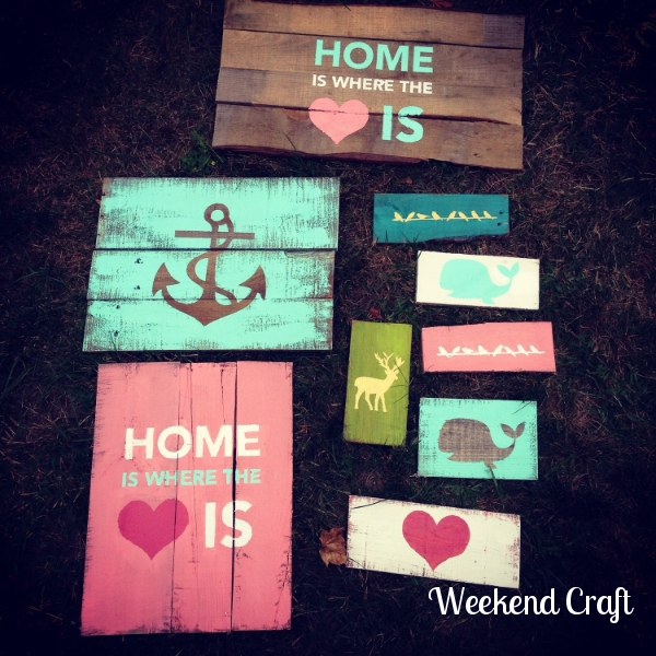 How To Make Pallet Signs Hometalk