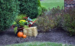 gardening planter wheelbarrow upcycle repurpose, gardening, repurposing upcycling