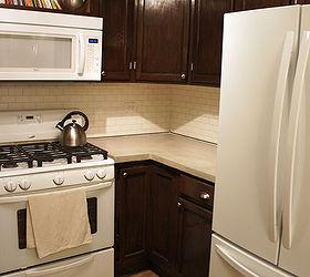 Kitchen Makeover Concrete Countertop, Concrete Masonry, Countertops, Diy,  Kitchen Cabinets, ...