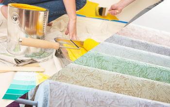 Choosing Between Paint and Wallpaper