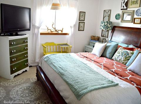 An Eclectic Cottage Bedroom Makeover | Hometalk on navy and tan bedroom, navy blue and green bedroom, navy blue bedroom color schemes, navy blue paint ideas, navy blue walls, navy blue room ideas, navy blue bedroom vintage, navy blue chairs ideas, navy and pink master bedroom, navy blue bedroom decoration, navy blue bedroom sets, navy blue bathroom ideas, navy blue and yellow bedroom, grey and beige bedroom ideas, navy blue bedroom rug, navy blue master bedroom, navy and gray bedroom, navy blue gray bedroom, white and blue living room ideas, navy blue furniture ideas,