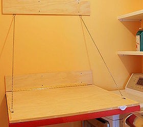 fold down laundry room folding table laundry rooms woodworking projects